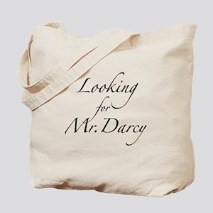 Looking for Mr. Darcy Tote Bag