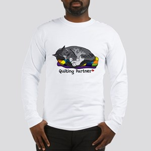 Quilting Partner Long Sleeve T-Shirt