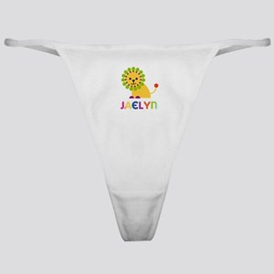 Jaelyn the Lion Classic Thong