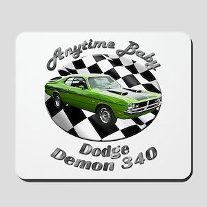 Dodge Demon 340 Mousepad