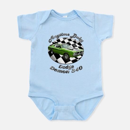 Dodge Demon 340 Infant Bodysuit