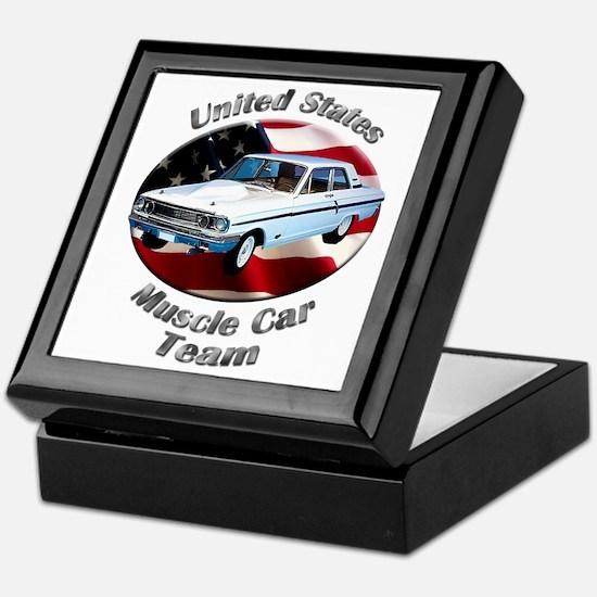 Ford Thunderbolt Keepsake Box