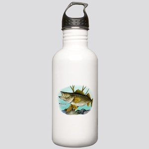 Walleye Stainless Water Bottle 1.0L