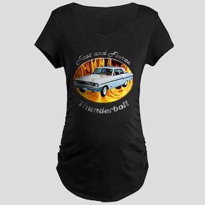 Ford Thunderbolt Maternity Dark T-Shirt