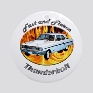 Ford Thunderbolt Ornament (Round)