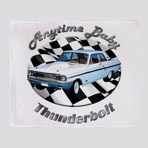 Ford Thunderbolt Throw Blanket