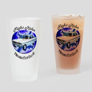 Ford Thunderbolt Drinking Glass