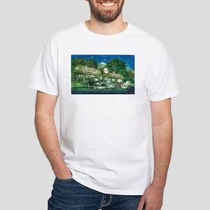 Sully's Diner White T-Shirt