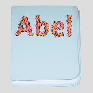Abel Fiesta baby blanket