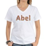 Abel Fiesta Women's V-Neck T-Shirt