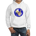 US Border Patrol SpAgnt Hooded Sweatshirt