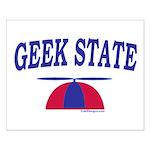 Geek State Poster