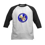US Border Patrol SpAgnt Kids Baseball Jersey