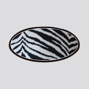 ZEBRA PRINT Patches