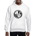 US Border Patrol SpAgnt Hooded Sweatshirt