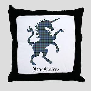 Unicorn-MacKinlay Throw Pillow