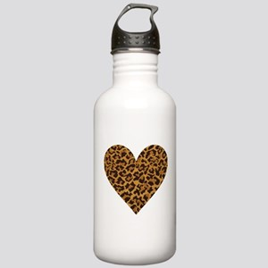 LEOPARD Stainless Water Bottle 1.0L