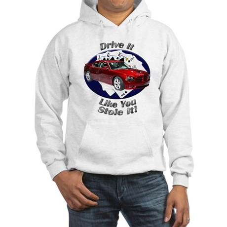 Dodge Charger SRT8 Hooded Sweatshirt