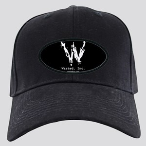 Wasted, Inc. Logo Black Cap
