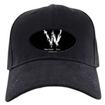 Wasted, Inc. Logo Black Cap