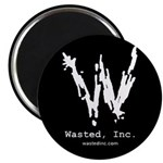 Wasted, Inc. Logo 2.25