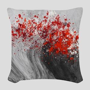Woven Throw Pillow