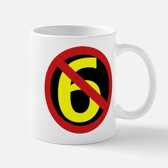 Anti Sixers Mug