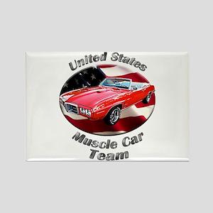Pontiac Firebird 400 Rectangle Magnet (10 pack)