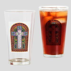 Benediction Drinking Glass