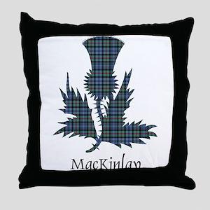 Thistle - MacKinlay Throw Pillow