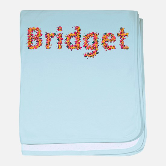 Bridget Fiesta baby blanket