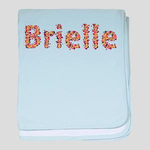 Brielle Fiesta baby blanket