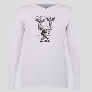 Vintage Monster Design T-Shirt