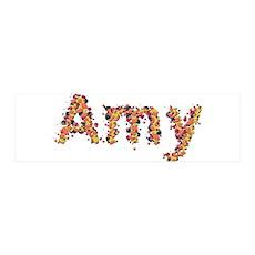 Amy Fiesta 42x14 Wall Peel