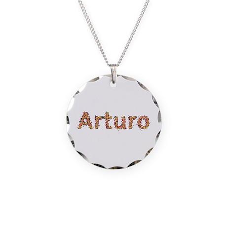 Arturo Fiesta Necklace Circle Charm