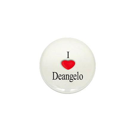Deangelo Mini Button (10 pack)