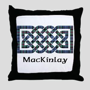 Knot - MacKinlay Throw Pillow
