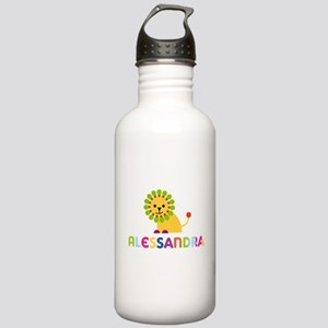 Alessandra the Lion Stainless Water Bottle 1.0L