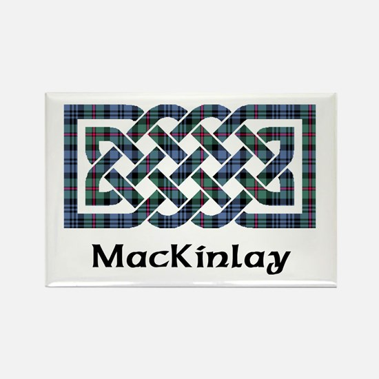 Knot - MacKinlay Rectangle Magnet