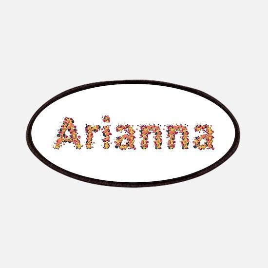 Arianna Fiesta Patch