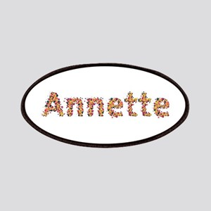 Annette Fiesta Patch