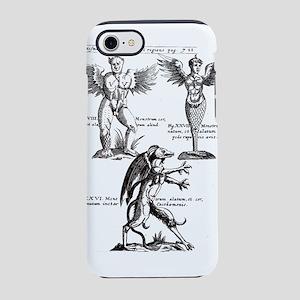 Vintage Monster Design iPhone 7 Tough Case