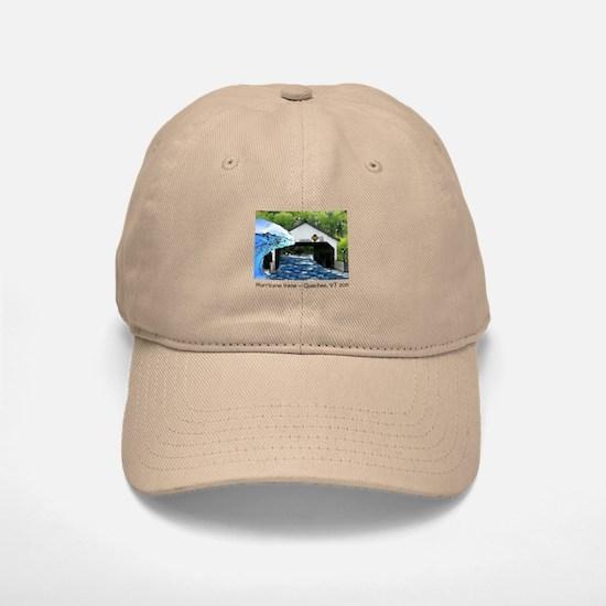 Save the Quechee Covered Bridge Baseball Baseball Cap