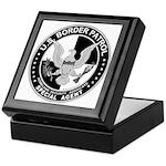 US Border Patrol SpAgnt Keepsake Box