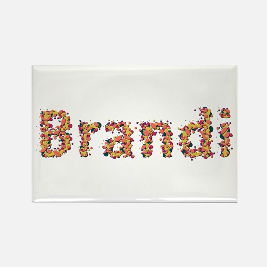 Brandi Fiesta Rectangle Magnet