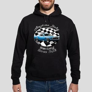 Ford Mustang Boss 302 Hoodie (dark)