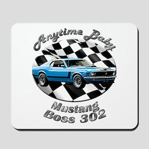 Ford Mustang Boss 302 Mousepad
