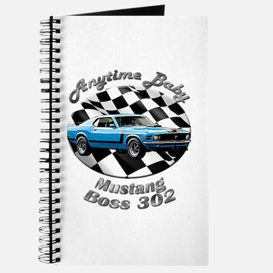 Ford Mustang Boss 302 Journal