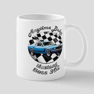 Ford Mustang Boss 302 Mug