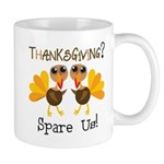 Vegan Thanksgiving Mug